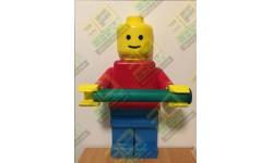 PLA 完成品31 LEGO廁所座
